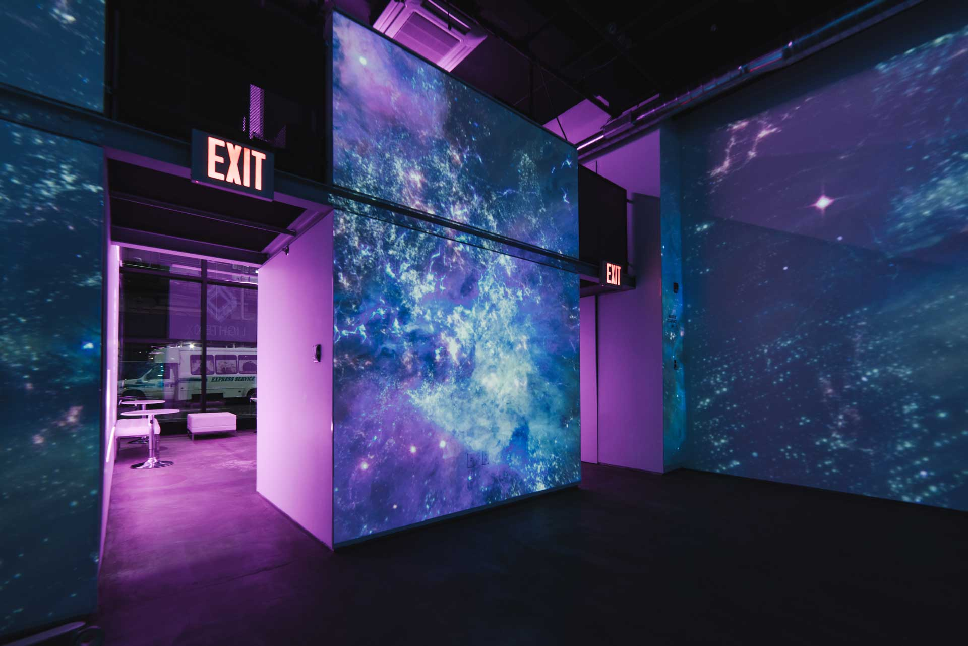 Lightbox Nyc Event E Projects Elemental Architecture